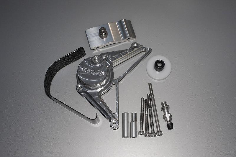 CB1300用 油圧クラッチシリンダー (シルバーアルマイト)
