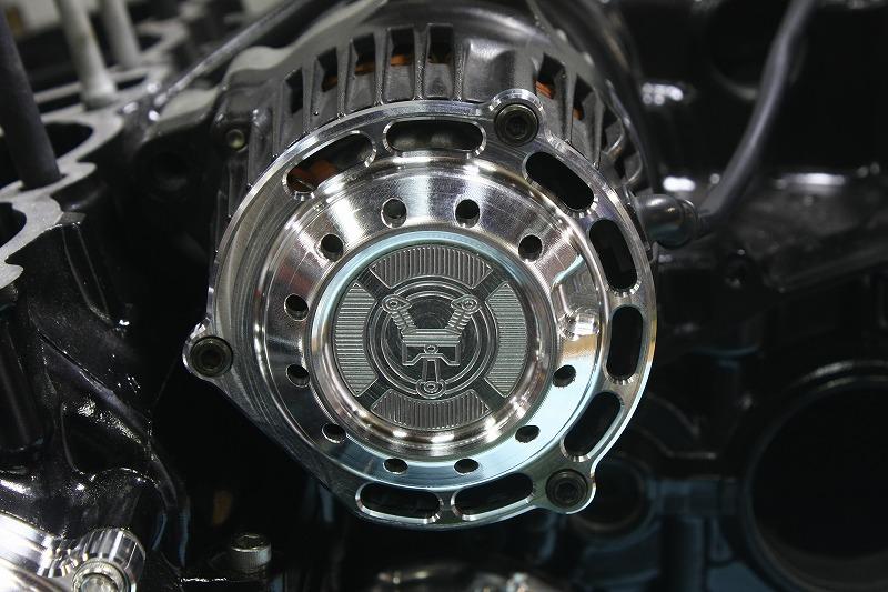 XJR1200/1300 ビレットジェネレーターカバー