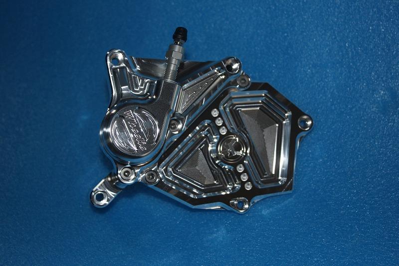 ZX-14R 油圧クラッチシリンダー 【クラッチホース要交換・・・STD+50mm】 (シルバーアルマイト・ブラックアルマイト)