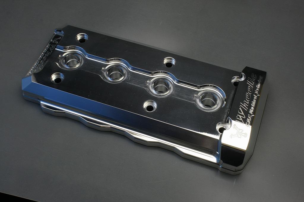 ZRX1100 3Dヘッドカバー / ZRX1200・1200DAEG用ビレットヘッドカバー (バフ)